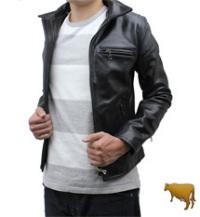 牛革レザージャケット COW TRUCKER JACKET (アビレックス,牛革)