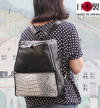 bag179-thu  レザーリュクサック ツートンカラー(牛革/日本製)
