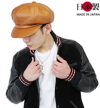 ha14-thu レザーキャスケット ステアオイル(牛革/日本製)