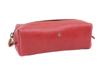 pc15-13 ボックス型レザーペンケース(牛革/日本製)