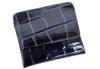 sa153-07 クロコ調型押しエナメルマルチコインケース(牛革/日本製)