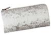 sa166-02  薄手なのに収納力は抜群!淡いグラデーションが美しいヘビ革長財布(ヘビ革/日本製)