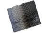 sa175-02 グラデーションが個性的!蛇革二つ折り財布(蛇革/日本製)