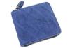 sa202-01 エレファントラウンドファスナー二つ折り財布(象革/日本製)