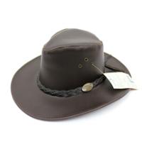 ウエスタンハット(牛革)オーストラリア製